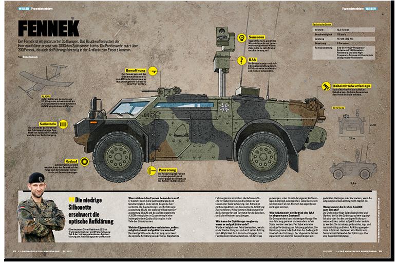 Fennek Infografik Infographics Layout